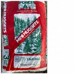 Pine Bark Mini Nuggets 3 cubic ft bag